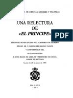 S.F. Campo, Una Relectura de El Principe