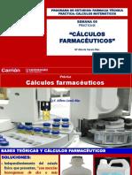 CÁLCULOS FARMACÉUTICOS [Autoguardado]