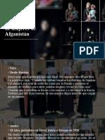 Testimonios de mujeres de Afganistán