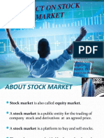 FINANCIAL SCAMS IMPACT ON STOCK MARKET OR