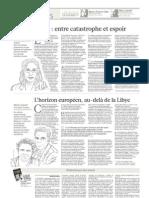 Les 25 Empires du Desert - Figaro 1 avril 2011
