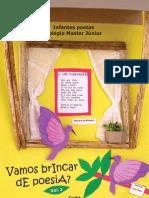 Livro Poesia Master 2009