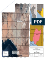 01 Mapa Ubicación - Línea Eléctrica SOLANDRA II