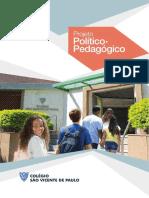 Colégio São Vicente de Paulo Projeto Político Pedagógico