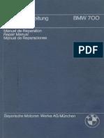 BMW 700 Repair Manual