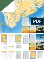 Carta Trolley Map 2011