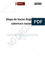 Mapeo Socios Regionales -PNLE Final