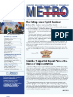 METRO Business Journal - April 2011