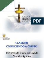 Clase 101 version IPA