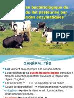 TP1Analyse bact du lait cru et pasteurisé