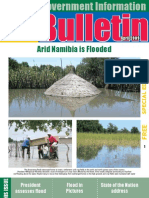 MIB Bulletin April 2009 - Namibian Government