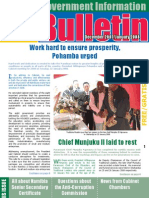 MIB Bulletin Dec 2007 Jan 2008 - Namibian Government