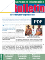 MIB Bulletin February 2007 - Namibian Government