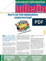 MIB Bulletin March 2010 - Namibian Government