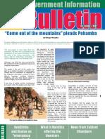 MIB Bulletin October 2007 - Namibian Government