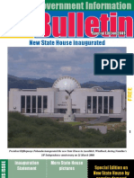 MIB Bulletin Special Edition 2009 - Namibian Government