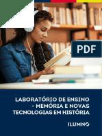 Laboratório de Ensino - Novas Tecnologias E-book