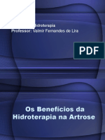 hidro+artrose