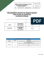 HSE-ISSA-003 PETS Picado de Superficie V01