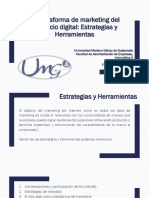 06.1 La plataforma de marketing del comercio digital