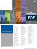 Final Draft of the Downtown Dallas 360 Plan