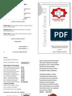 Zona XI- publisher- mar- 2011