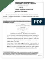 Aula - 04 - Noções de Direito Constitucional - Fiscalização - TCU e TCE - Versão dos Alunos