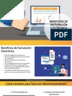 Beneficios facturación electrónica