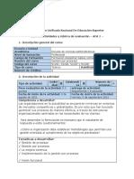 Guía de actividades ACA gestion por procesos