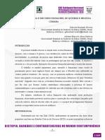 ESCRITA FEMININA E DISCURSO EM RACHEL DE QUEIROZ E HELEUSA