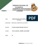 GLÁNDULAS MAMRIAS DE LA VACA.