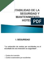 RENTABILIDAD DE LA SEGURIDAD Y MANTENIMIENTO HOTELEROS
