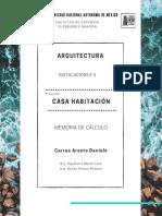 Entrega Final - Instalaciones II