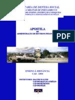 APOSTILA - ADMINISTRAÇÃO DE RECURSOS FINANCEIROS