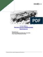 Z- Proteccion de Generadores IEEE
