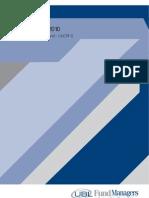 UCPF-I DIRECTOR REPORT