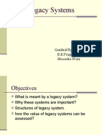 Legacy Systems(2,18)