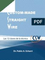 Guia - 12 llaves de tecnica CSW - Pablo Echarri