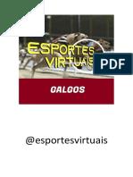 GALGOS VIRTUAIS - ESPORTES VIRTUAIS 2.0