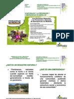 ¿Qué se dijo en el Hablemos sobre los Desastres Naturales y la Prevención y Atención de Emergencias en Medellín?Marzo31_2011