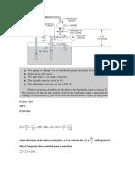 exercício - mecânica dos fluidos