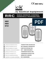 Trasmitter Quick Rrc