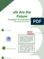 We Are the Future Projecto Inter-Ajuda