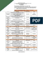29. Agenda Semanal Septiembre 6 Al 10 2021
