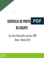 Gerencia de Proyectos PMI - 5ta Edicion - GPJ v2 0
