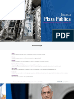 CADEM   Plaza Pública 399 - Septiembre 2021