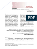 NAVARRO, Pablo Pérez. História Feminista, Genealogia Queer. Revista Transversos. 2018