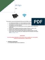MiniPDV M8 Elgin - Instalação e teste TEF PayGo
