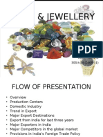 Gems & Jewellery ppt