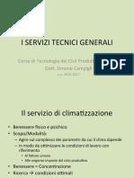 TCPQ - I servizi tecnici generali